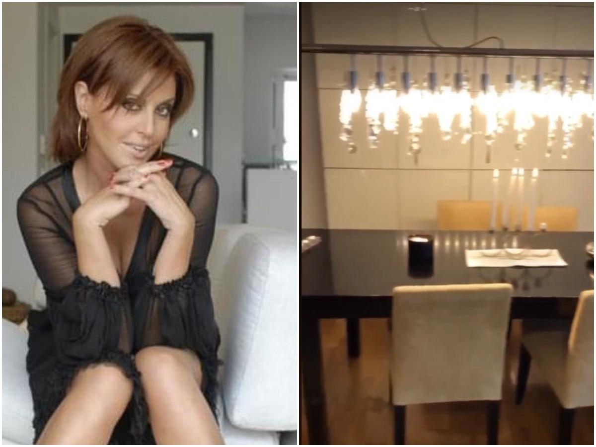 Αλεξάνδρα Παλαιολόγου: Μας δείχνει τις αγαπημένες γωνιές του σπιτιού της! (βίντεο)