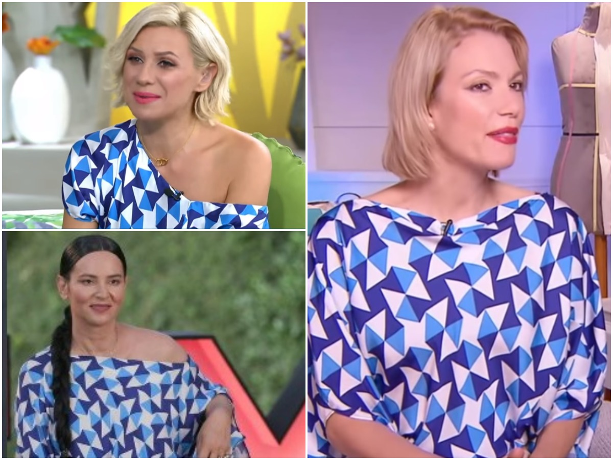 Καγιά, Καραβάτου, Μαζαρί, αγαπούν Μπράτη! Οι εμφανίσεις τους με το ίδιο ρούχο! (pics)