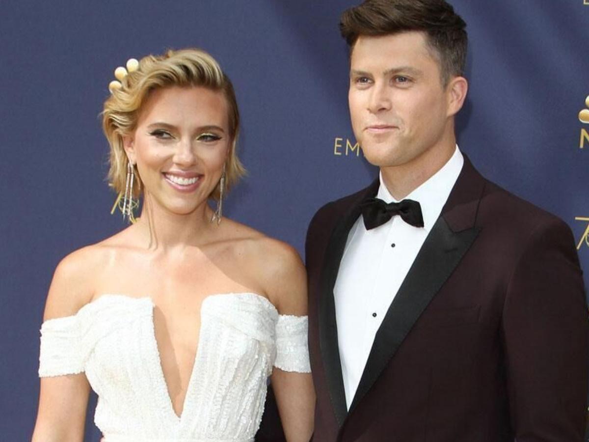 Scarlett Johansson: Παντρεύτηκε μυστικά τον Colin Jost