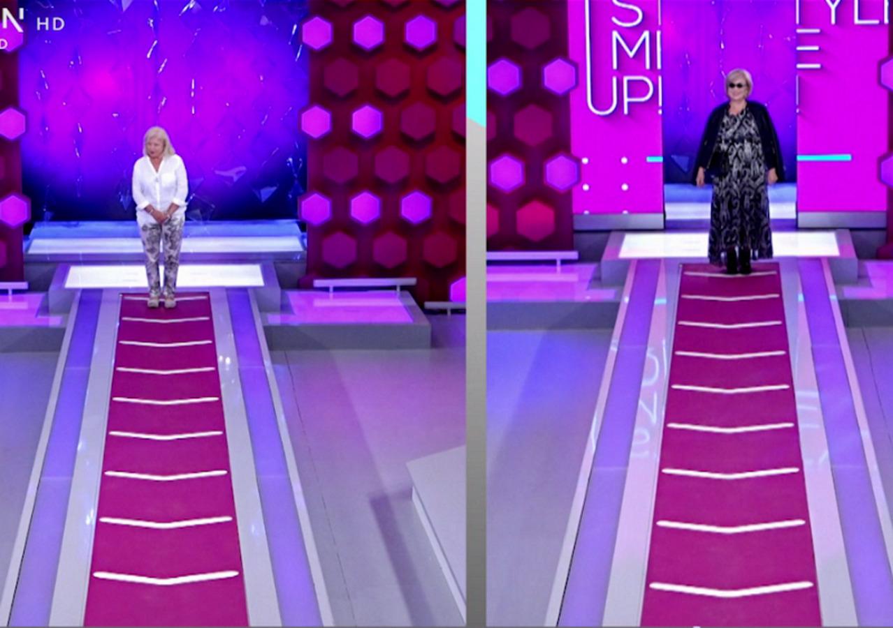 "Style Me Up: H ""μεταμόρφωση"" της 68χρονης Γιούλης (video)"