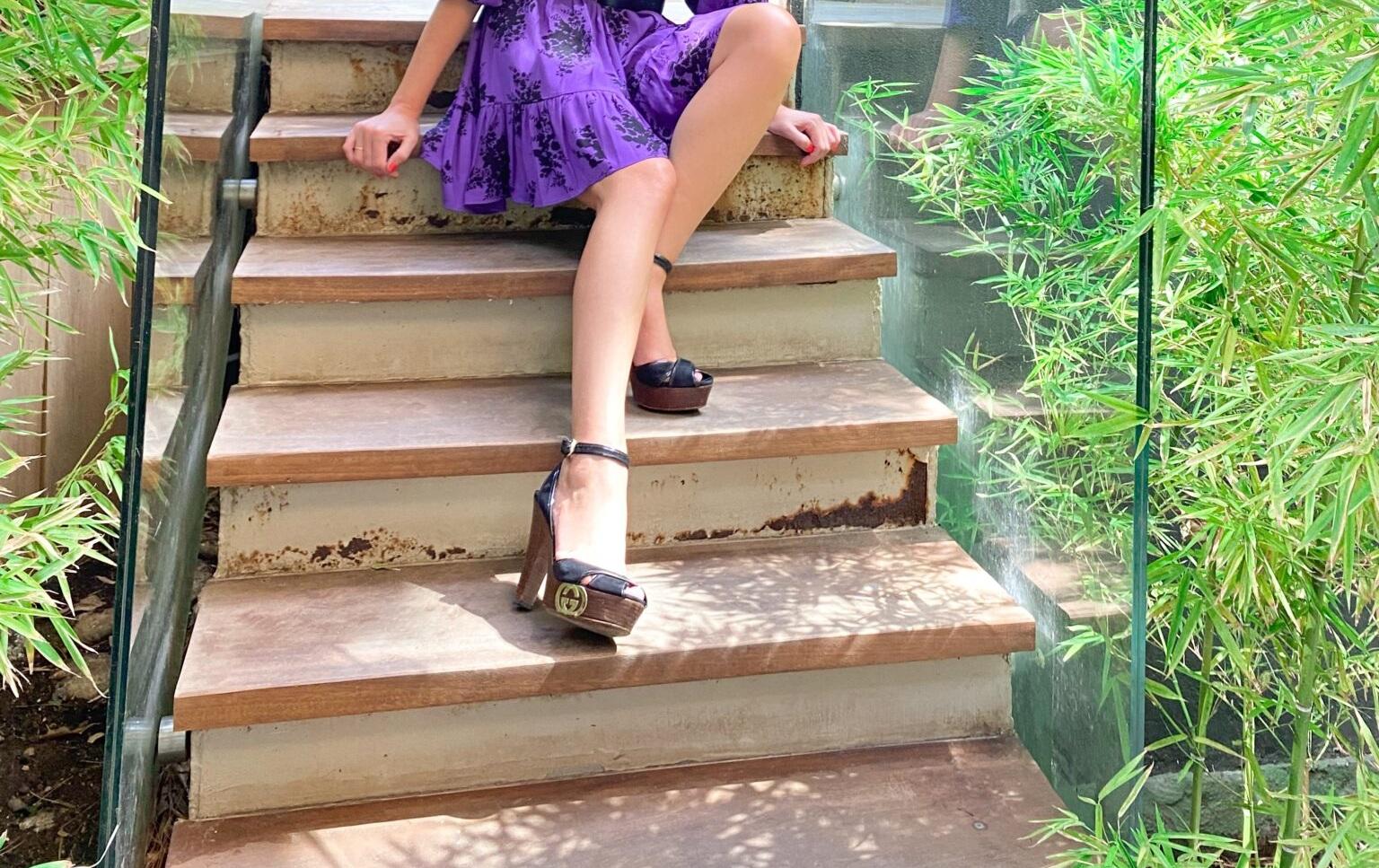 Τατιάνα Στεφανίδου: Δεν θα πιστεύεις πόσα χρόνια έχει στην ντουλάπα της αυτά τα παπούτσια!