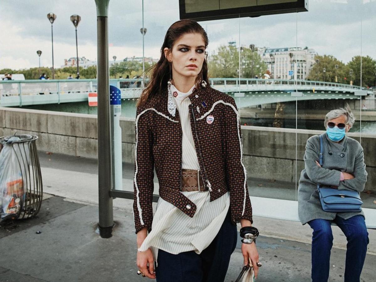 H Chloe βγάζει τα μοντέλα στους δρόμους του Παρισιού! Δες το υπέροχο video!