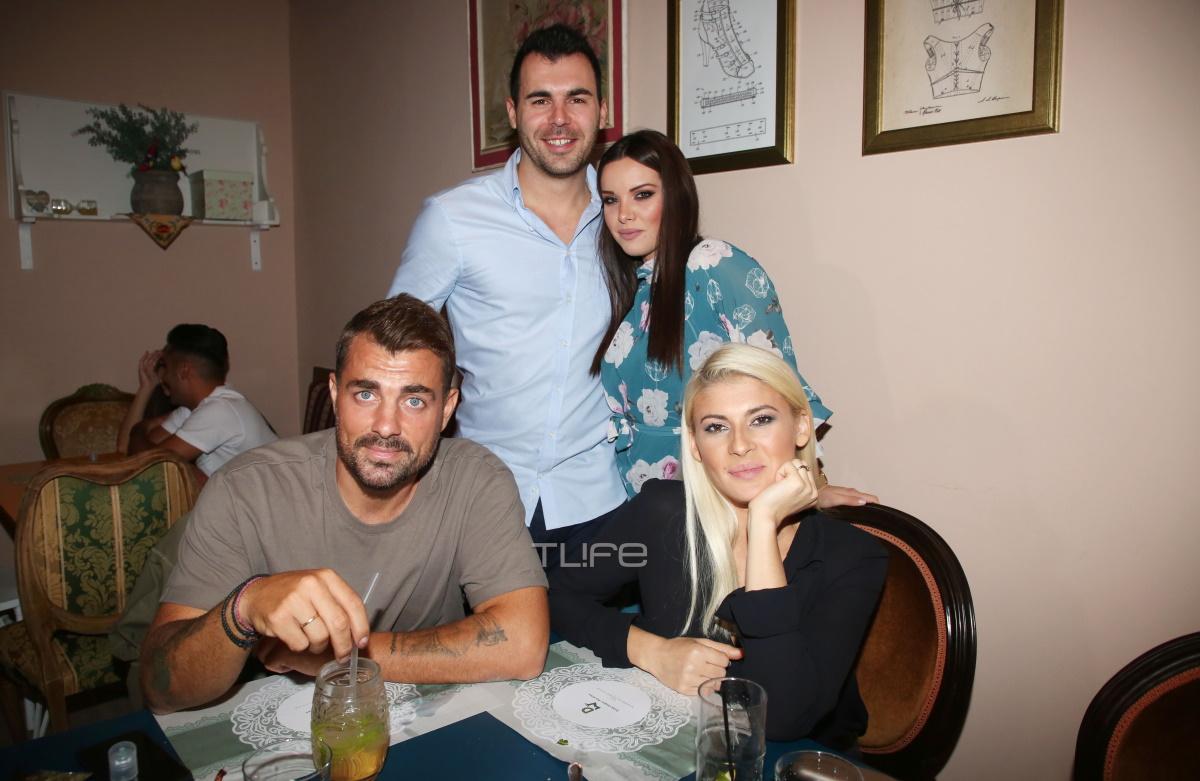 Που συναντήθηκαν οι Έλληνες celebrities; (pics)