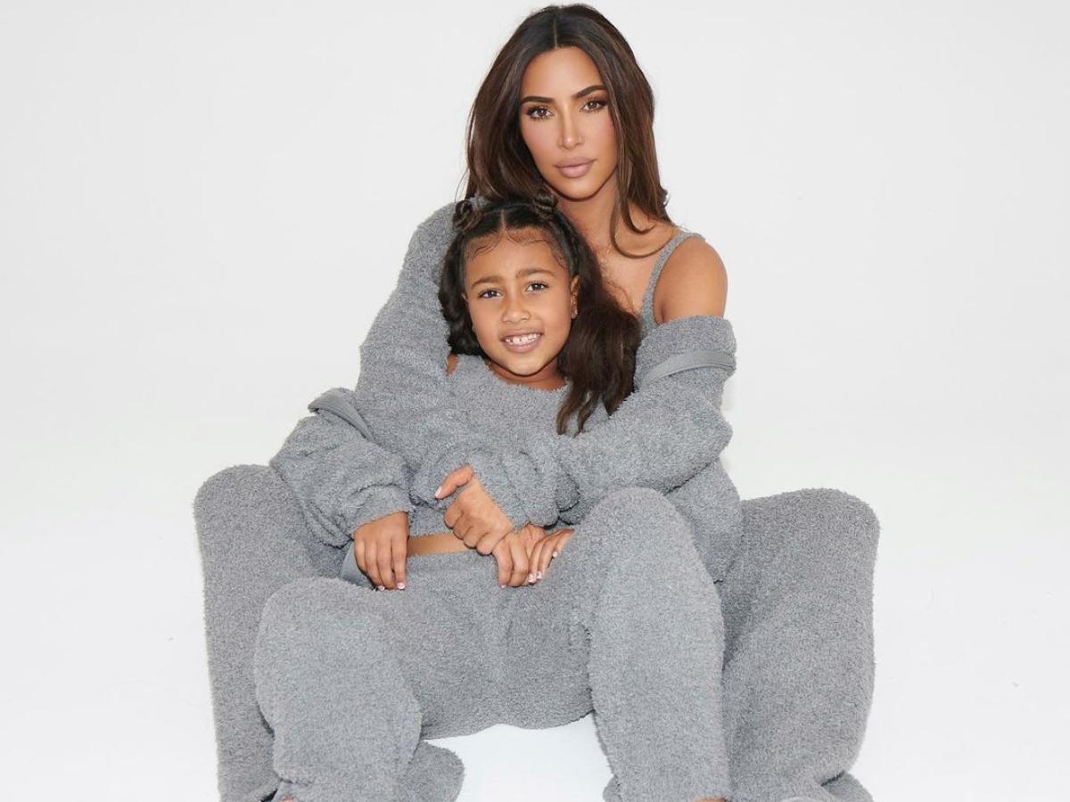 Η Κim Kardashian σχεδίασε την πρώτη της παιδική συλλογή!