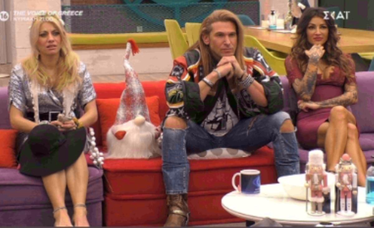 Big Brother: Αυτό είναι ο παίκτης που αποχώρησε από το Live! (βίντεο)