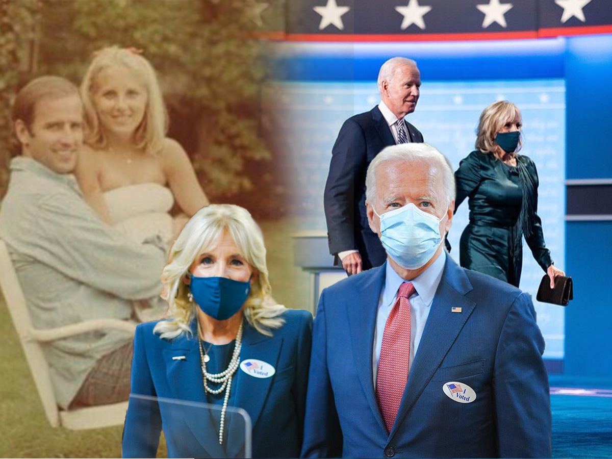 Joe και Jill Biden: Το πρώτο ραντεβού, οι 5(!) προτάσεις γάμου και η υποψηφιότητα για την Προεδρία των ΗΠΑ (pics)