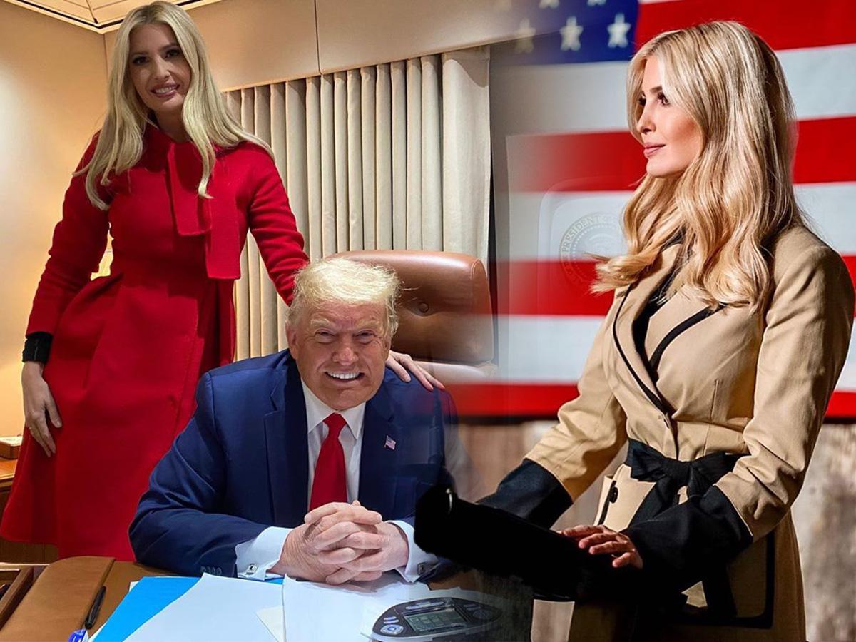 Ivanka Trump: Η ιδιαίτερη σχέση με τον πατέρα της, Donald Trump και η κόντρα με τη Melania (pics)
