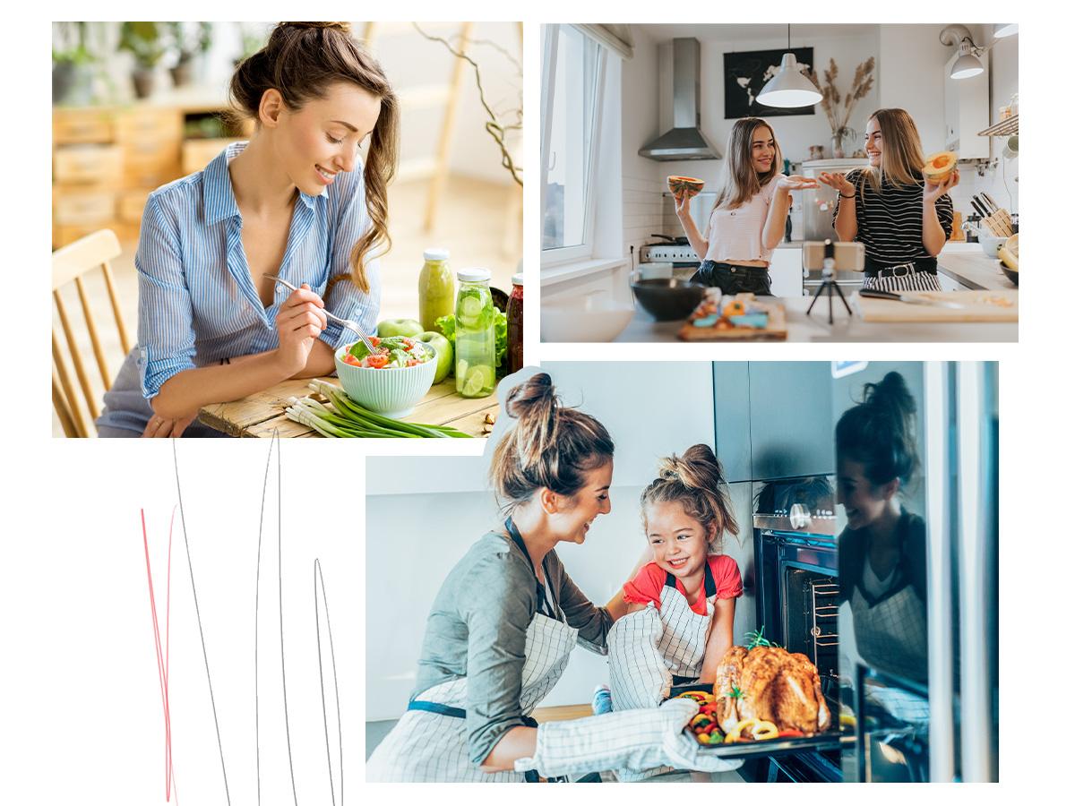 Διατροφή και Κορονοϊός: Μερικές συμβουλές που χρειάζεσαι