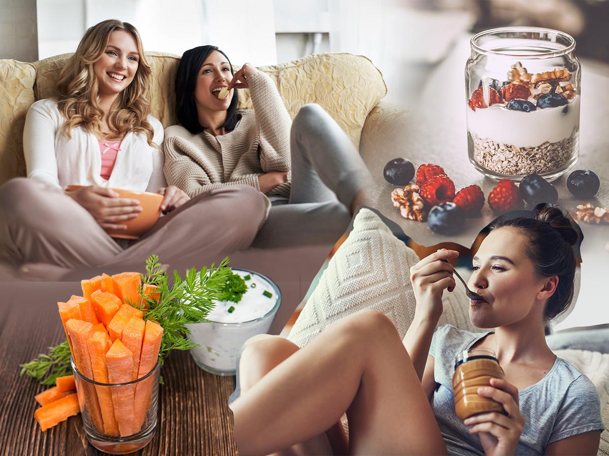 Στο σπίτι: Οι συμβουλές της διαιτολόγου για να μην πάρεις κιλά στην καραντίνα