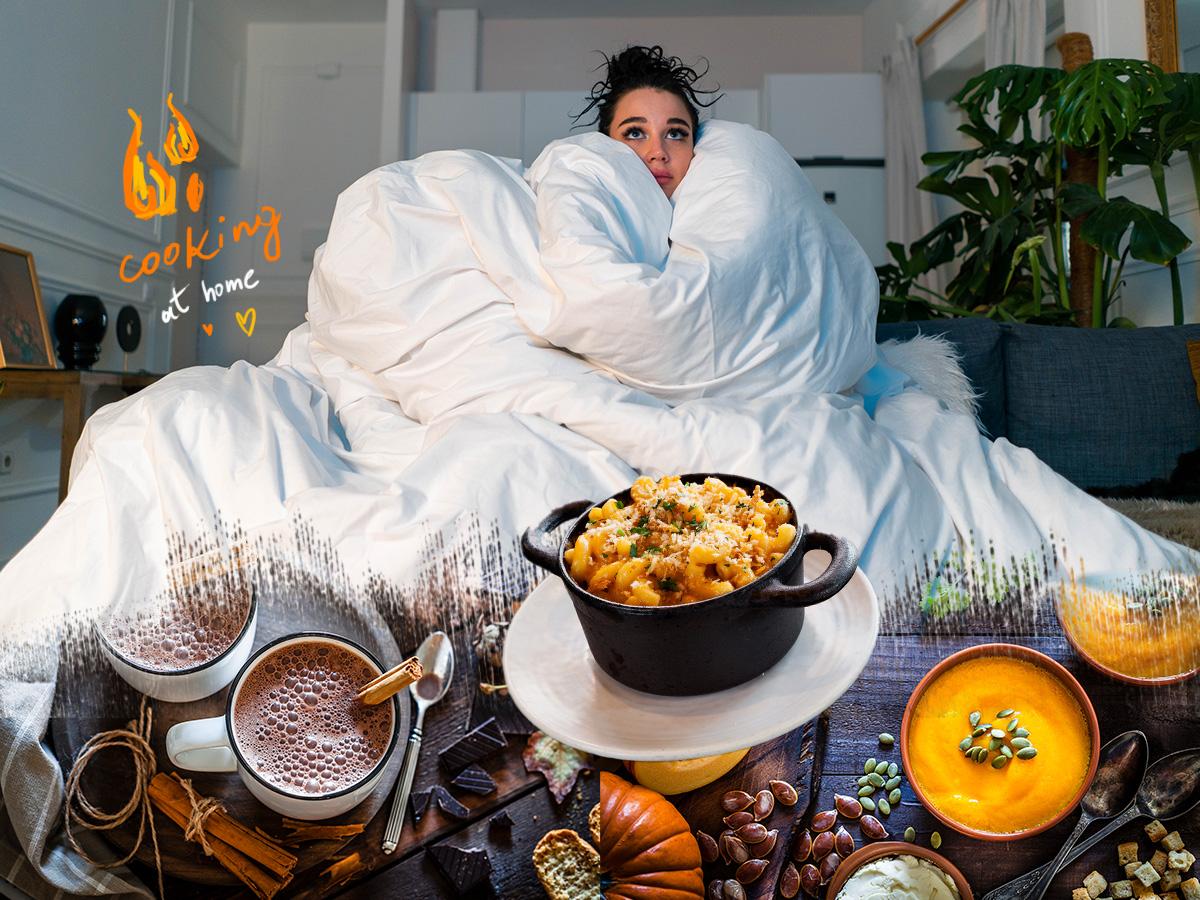 Στο σπίτι: 5 συνταγές με λιγότερες από 300 θερμίδες για απόλαυση χωρίς ενοχές