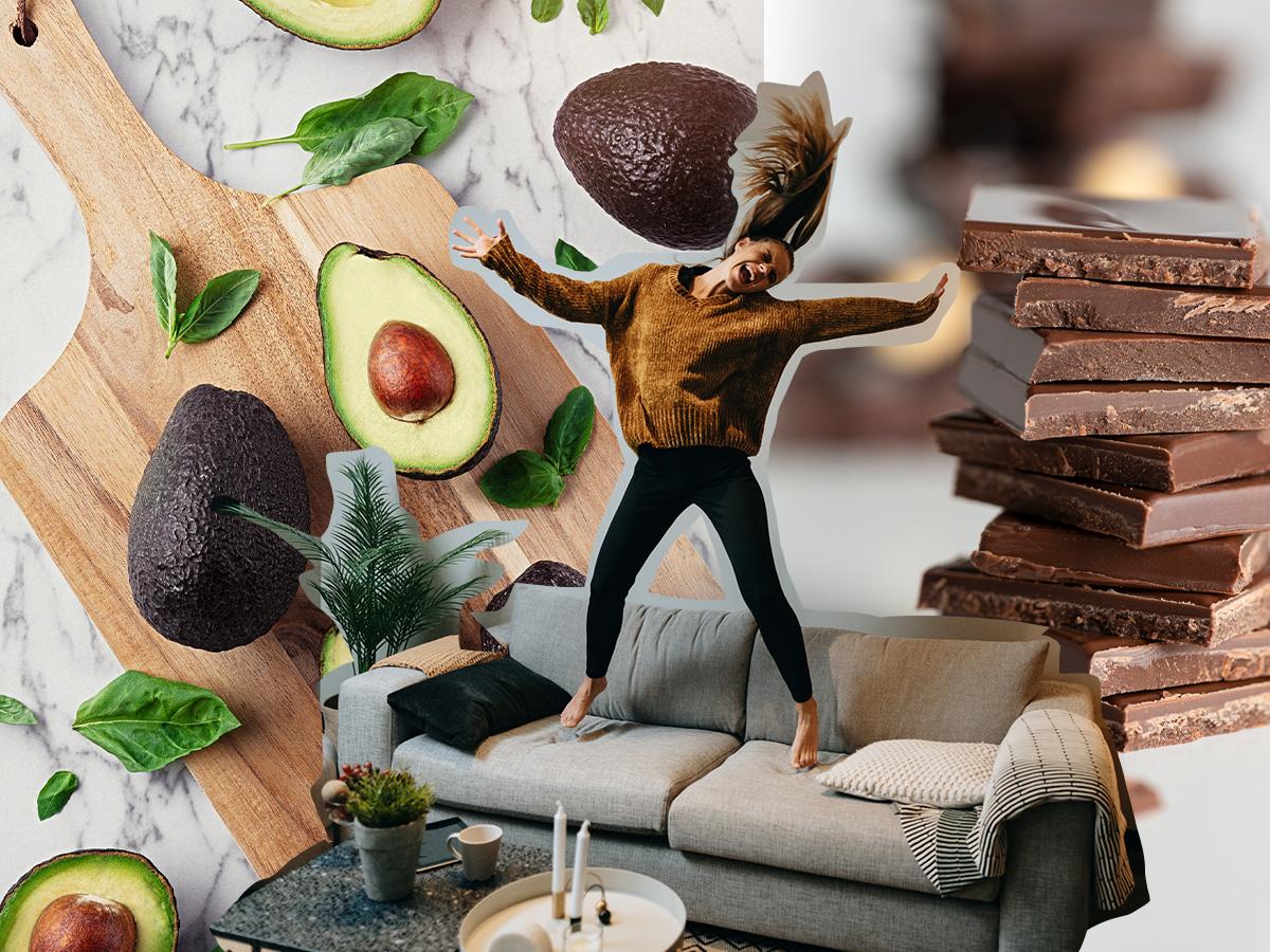 Αισθάνεσαι αγχωμένη; 7 τροφές που θα σε ηρεμήσουν
