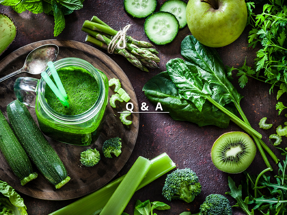 Αδυνάτισμα και σωστή διατροφή: Εσύ στέλνεις τις απορίες σου και η διατροφική ομάδα του Δημήτρη Γρηγοράκη απαντά