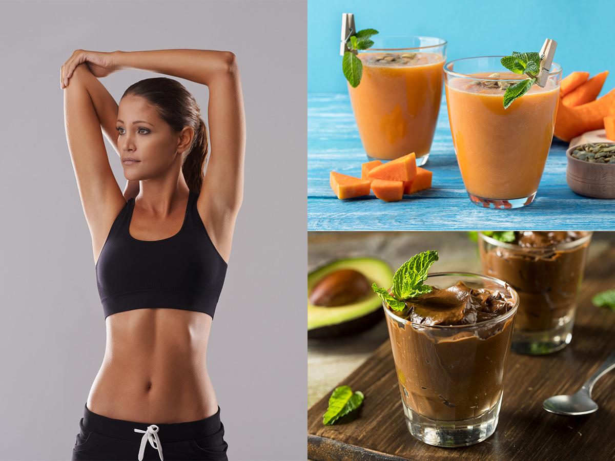 Επίπεδη κοιλιά: Τα εύκολα smoothies που θα σε βοηθήσουν να την αποκτήσεις