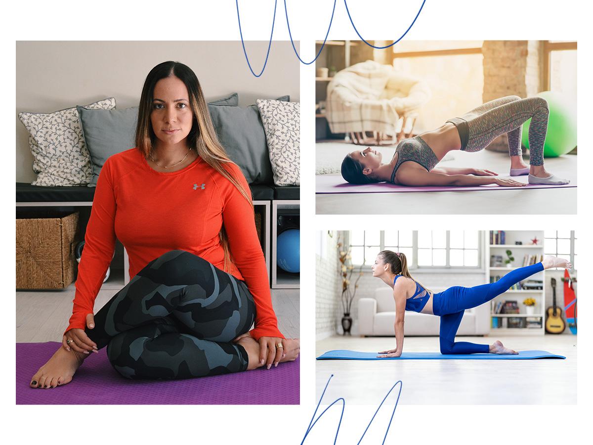 Ας γυμναστούμε μαζί! 5 ασκήσεις για καλλίγραμμα πόδια και γυμνασμένους γλουτούς