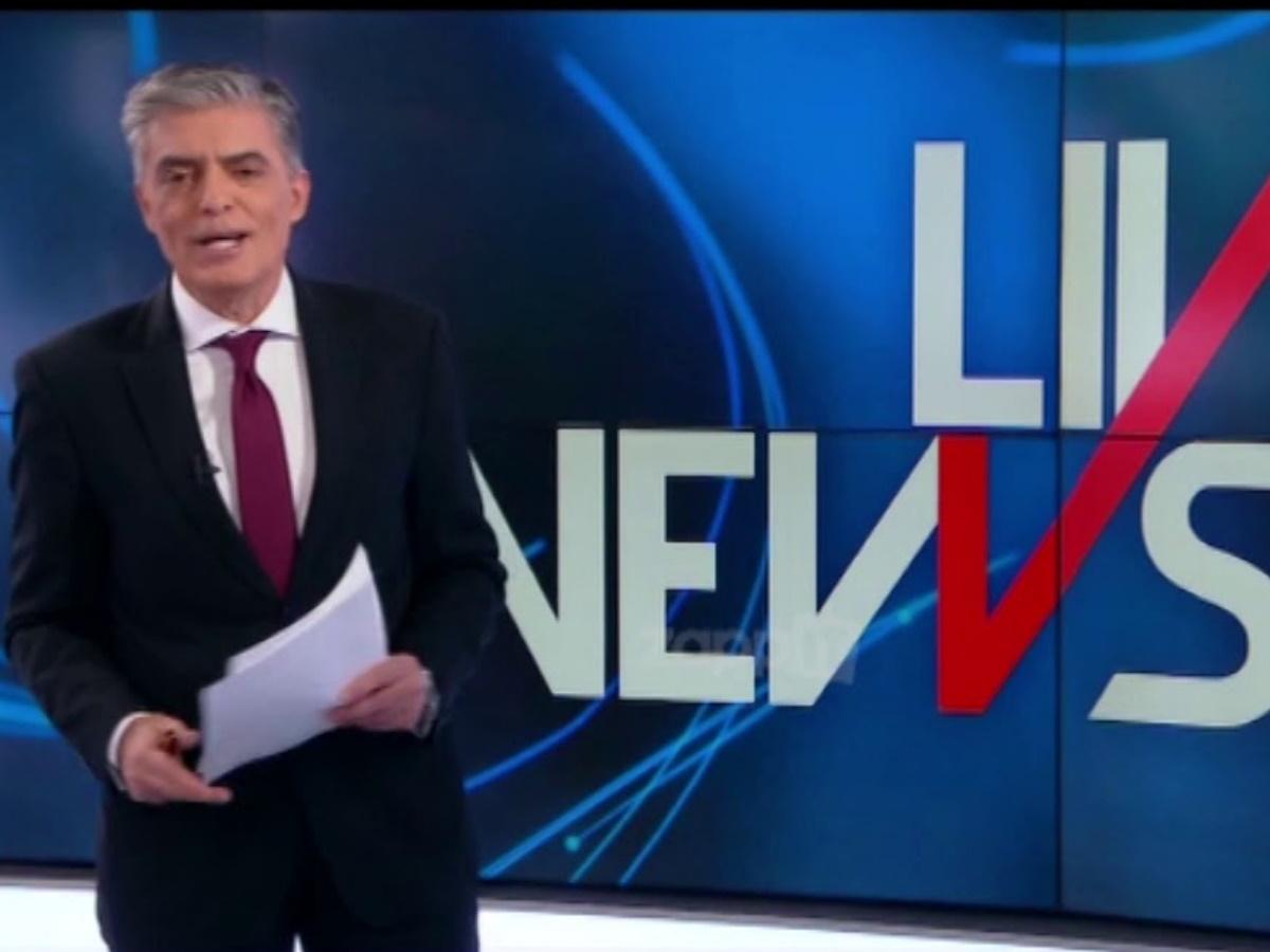 Στα ύψη η τηλεθέαση του Live News! Άγγιξε μέχρι και 24,7%