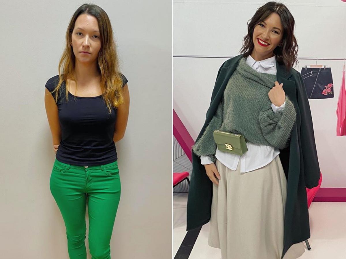 "Style Me Up: Η Υβόννη Μπόσνιακ ""μεταμόρφωσε"" με τον πιο εντυπωσιακό τρόπο την 29χρονη Μαρίνα"