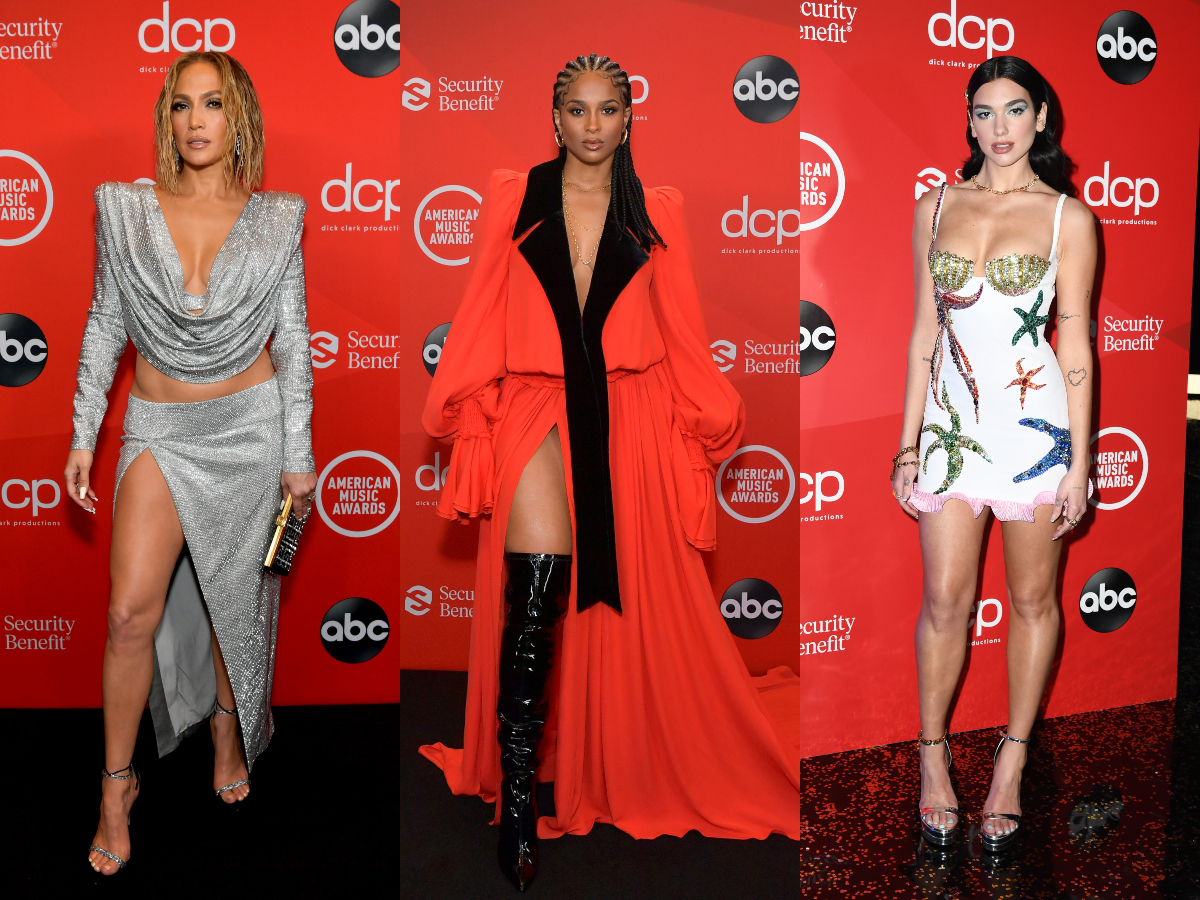 Αmerican Music Awards 2020: Αυτές ήταν οι πιο στιλάτες εμφανίσεις της βραδιάς