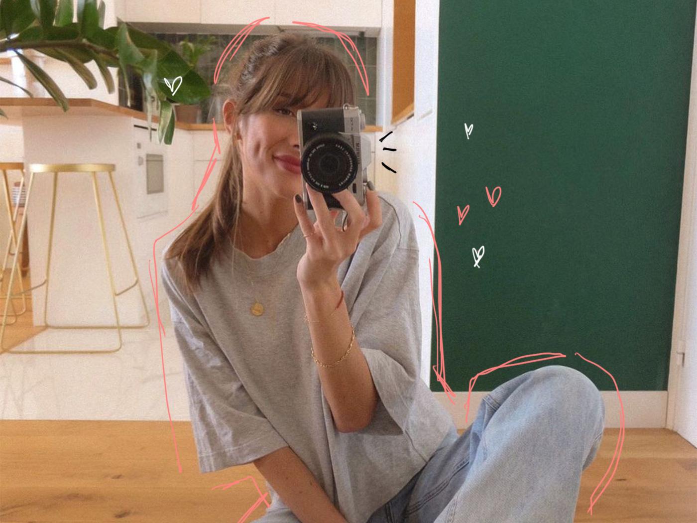 Πώς χτενίζουν τα μαλλιά τους τα πιο stylish κορίτσια του instagram όταν μένουν στο σπίτι!