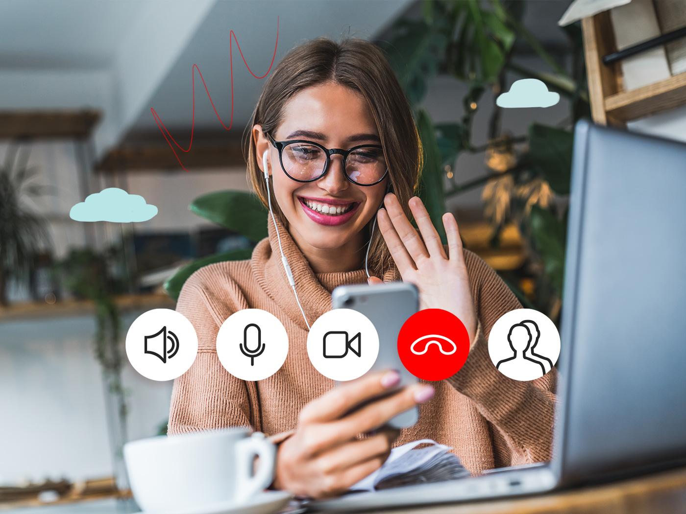 8 μυστικά για να δείχνεις τέλεια στα zoom calls και στο facetime!