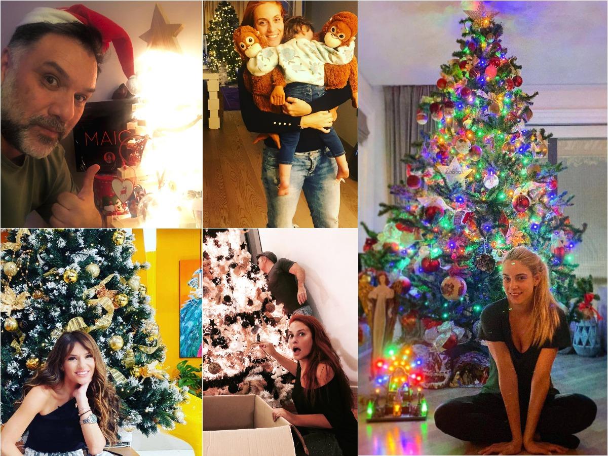 Οι Έλληνες celebrities που έφεραν τα Χριστούγεννα νωρίτερα! (pics)