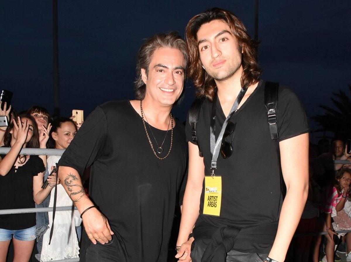 Διονύσης Σχοινάς: Γενέθλια για τον γιο του, Δημήτρη! Δες τις throwback φωτογραφίες τους