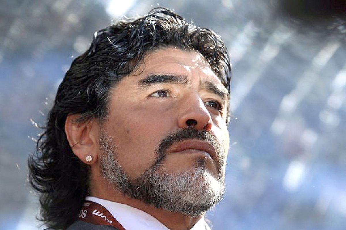 Ντιέγκο Mαραντόνα: Στην τελευταία του κατοικία ο θρύλος του ποδοσφαίρου