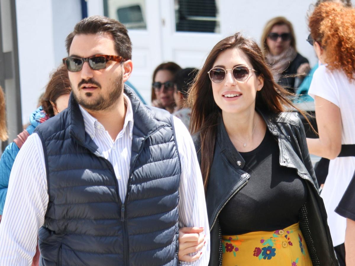 Φλορίντα Πετρουτσέλι: Η επιθυμία για θρησκευτικό γάμο με τον Άρη Γούτο και η βάφτιση του γιου της
