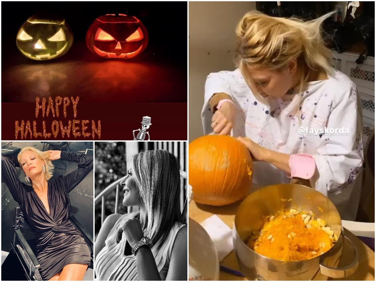 Οι Έλληνες celebrities γιόρτασαν το… Halloween! (pics)