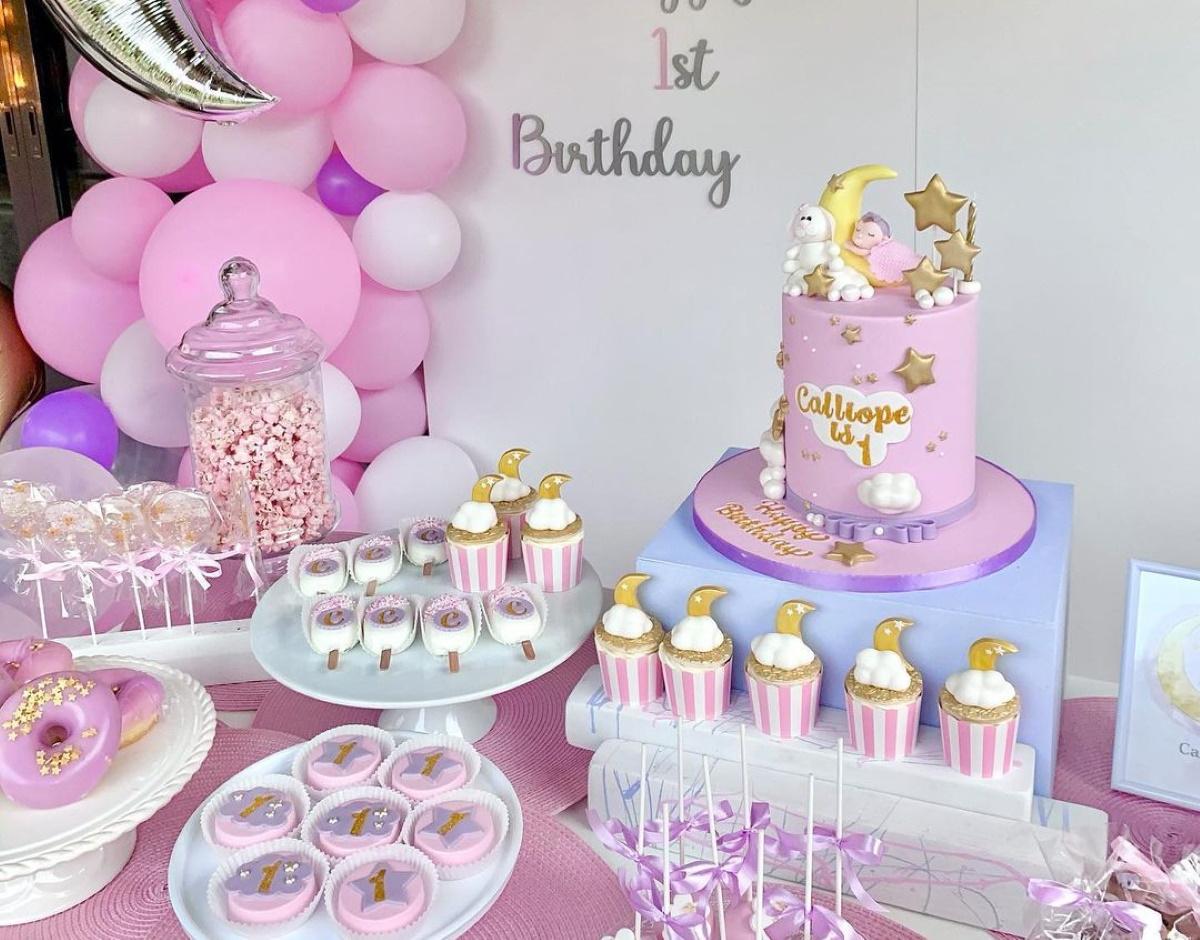 Πρώην Σταρ Ελλάς, οργάνωσε τα πιο όμορφα πρώτα γενέθλια της κόρης της, κι ας μην έγινε το πάρτι λόγω κορονοϊού (pics)