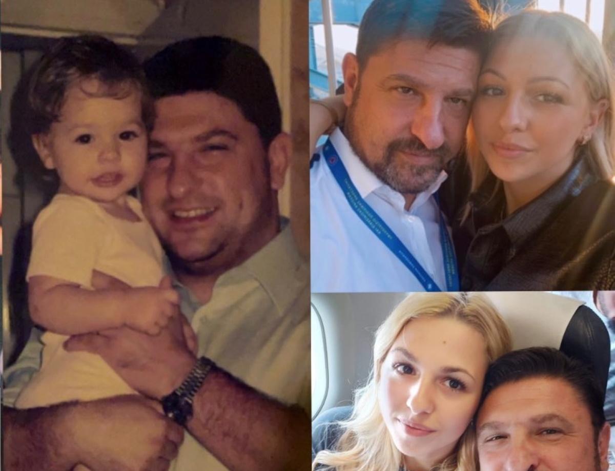 Nίκος Χαρδαλιάς: Η κούκλα κόρη του, του εύχεται χρόνια πολλά με μια παλιά  φωτογραφία τους!