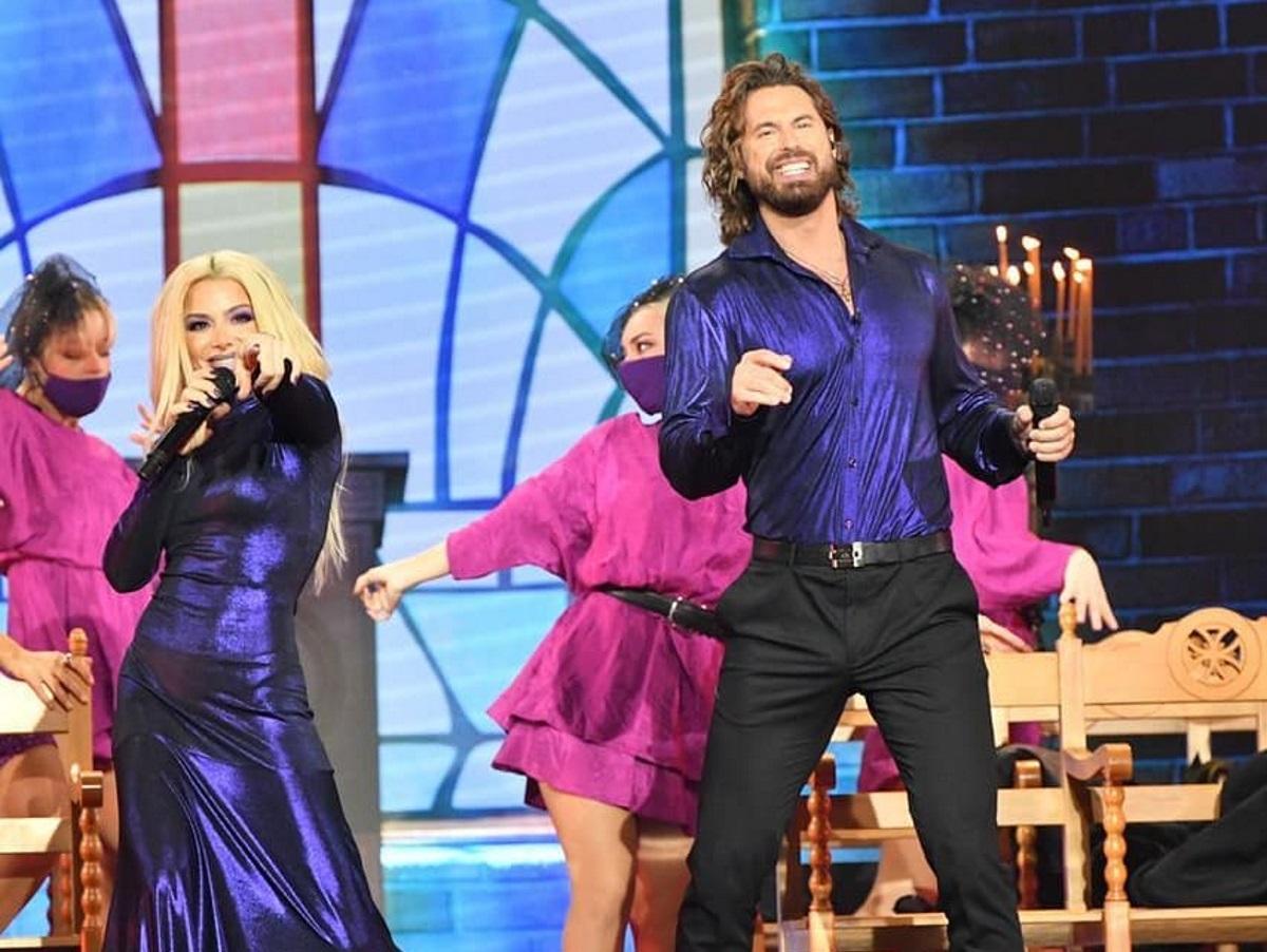 J2US: Ο Νάσος Παπαργυρόπουλος και η Josephine τραγούδησαν Δέσποινα Βανδή και… αποθεώθηκαν! (video)