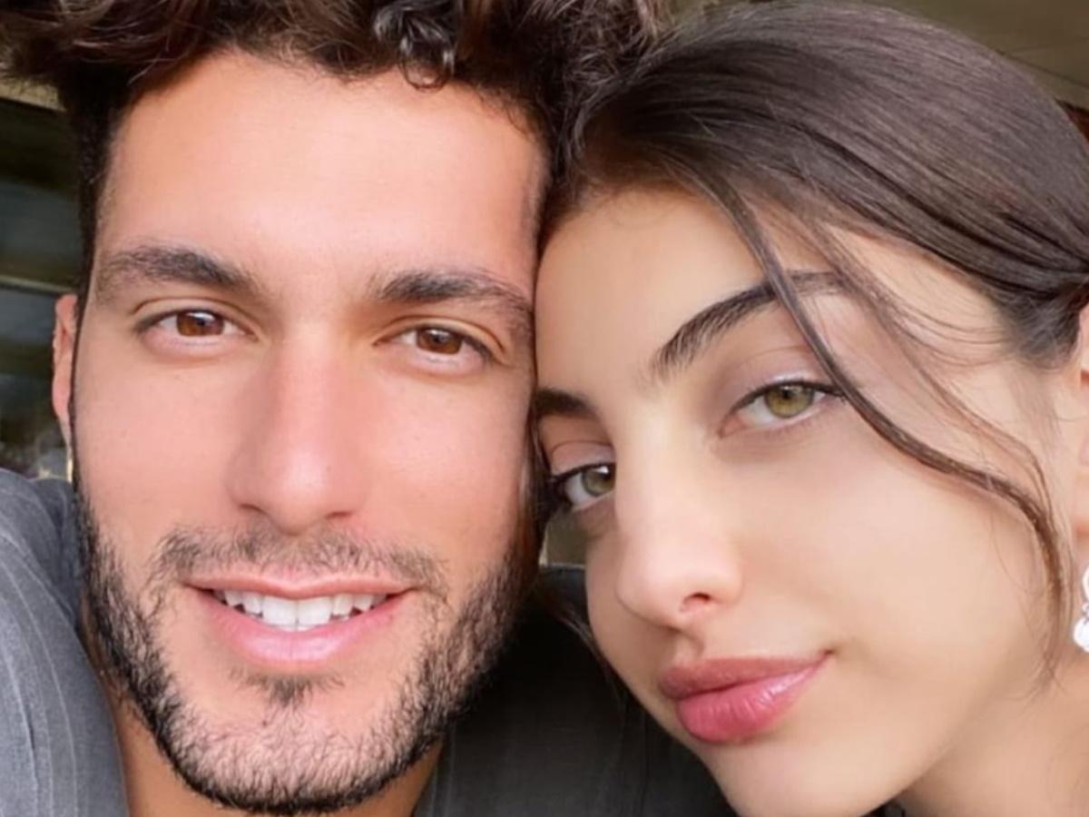 Ειρήνη Καζαριάν: Το φιλί με τον σύντροφό της, Ιωσήφ Ψωμά και τα λόγια αγάπης! (pics)