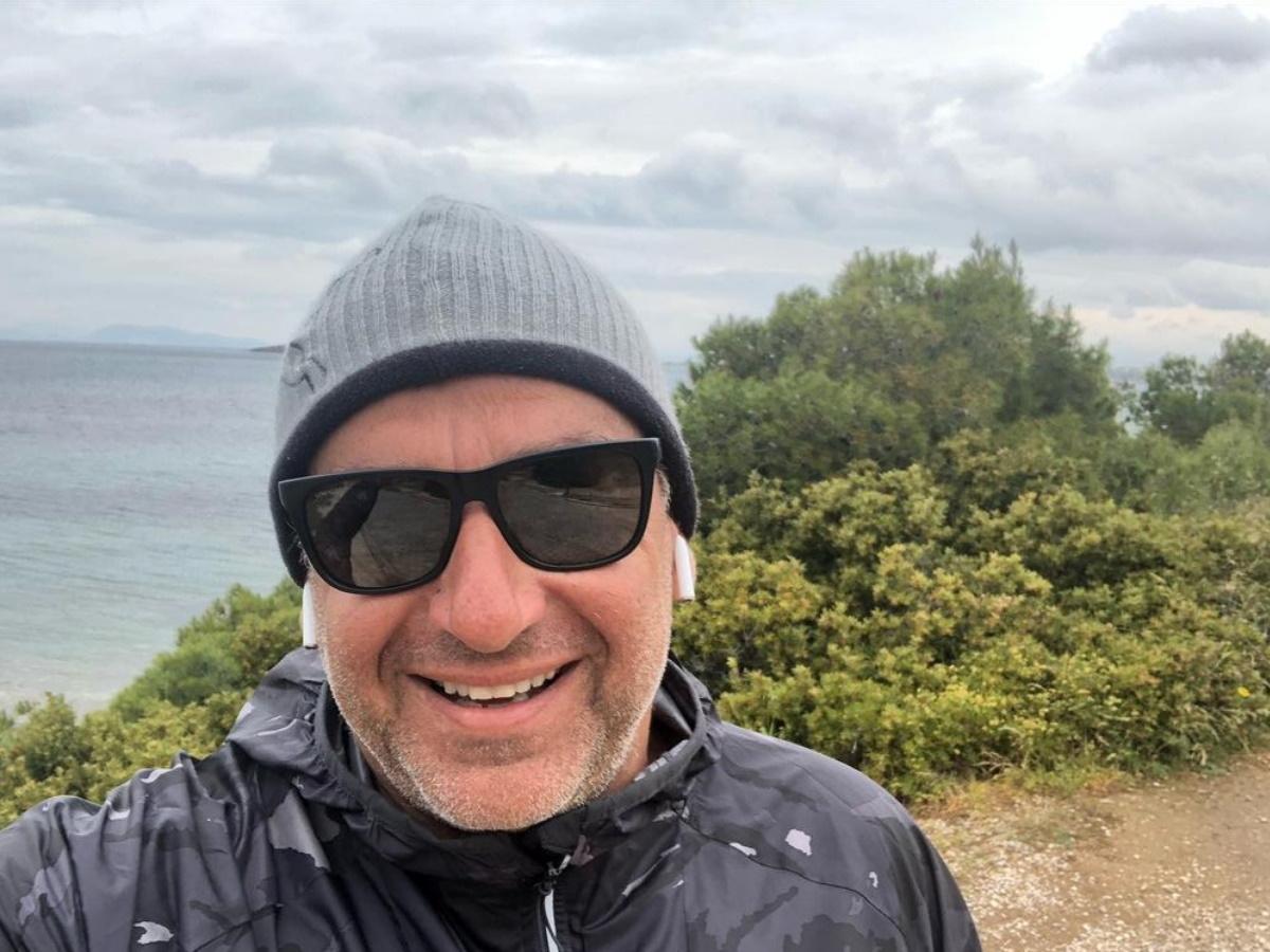 Γιώργος Λιάγκας: Η φωτογραφία με μαγιό, μετά την απώλεια πολλών κιλών!