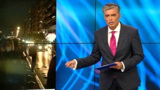 Live News:  Διαδηλωτής επιτέθηκε στο συνεργείο του MEGA – Πώς αντέδρασε ο Νίκος Ευαγγελάτος (βίντεο)