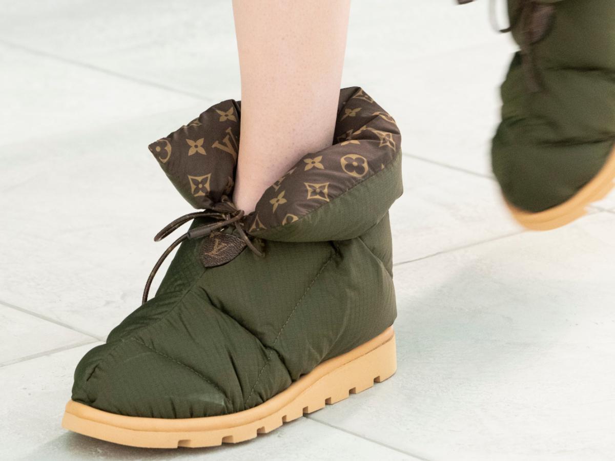 Οι νέες Louis Vuitton μπότες έγιναν το viral της χρονιάς!