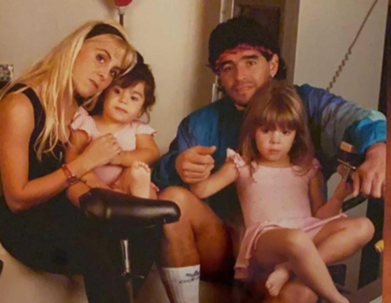 Ντιέγκο Μαραντόνα: Συγκίνηση από την ανάρτηση της κόρης του Τζιανίνα