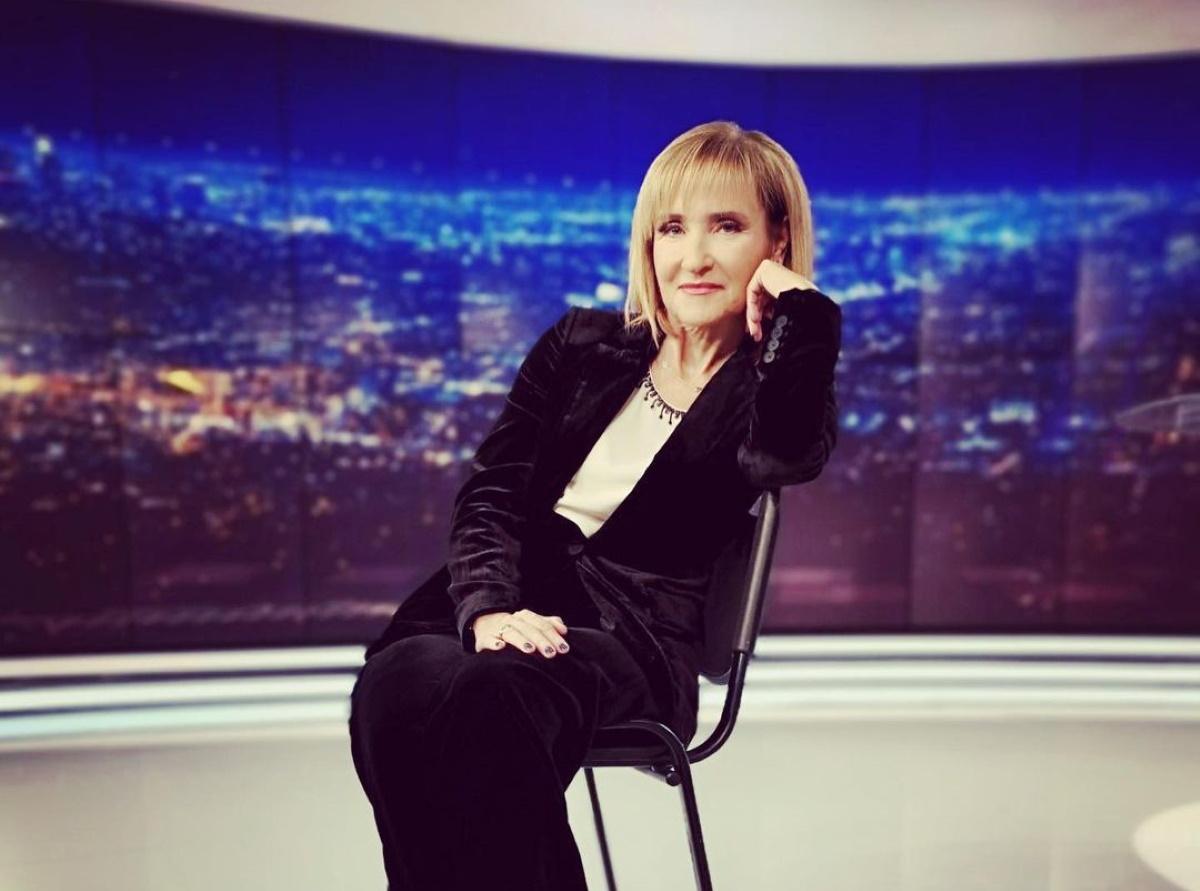 Μάρα Ζαχαρέα: Έτσι προετοιμάζεται για το δελτίο ειδήσεων την εποχή του covid! Bίντεο