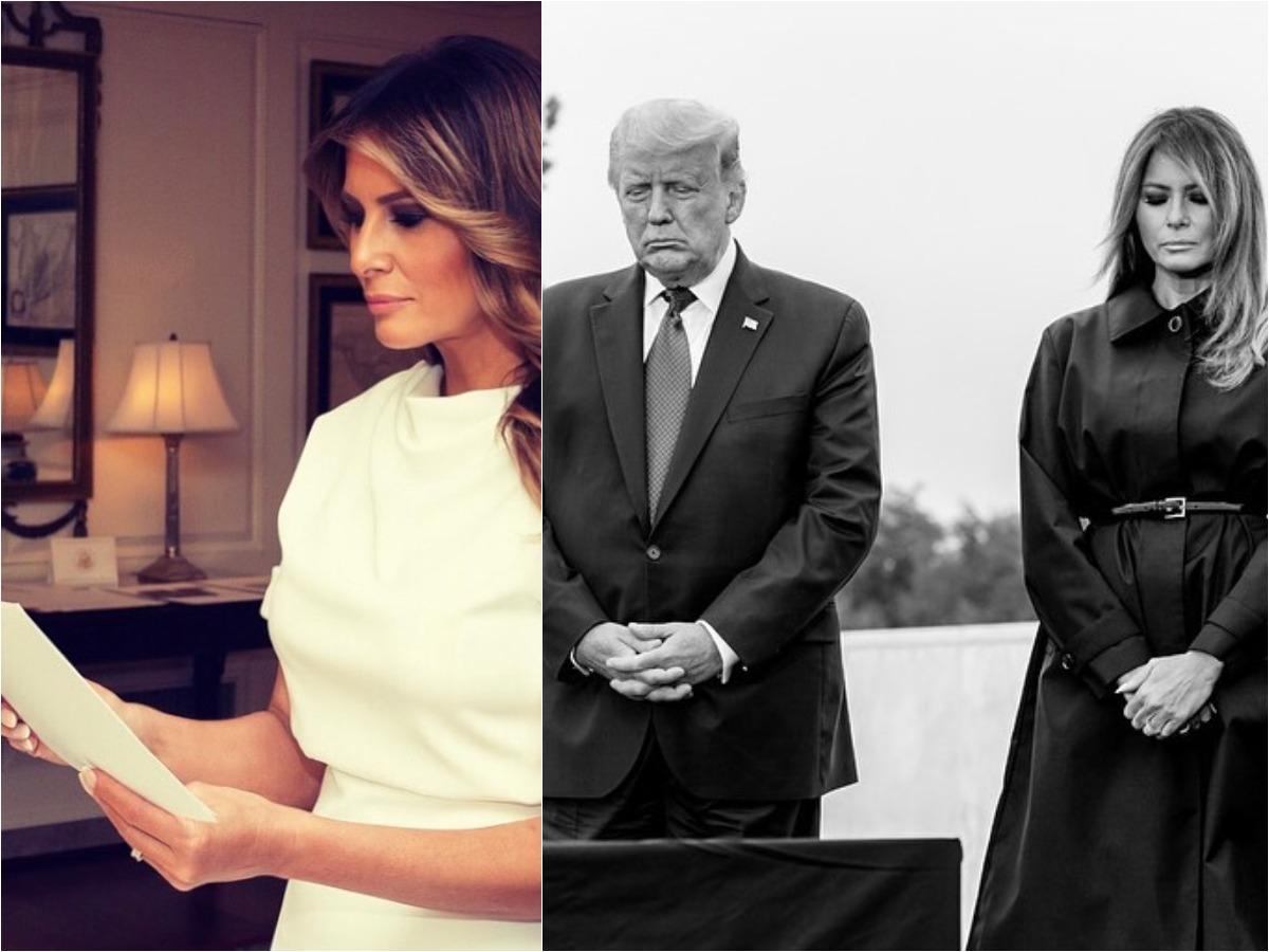 """Η Melania Trump """"μετράει κάθε λεπτό"""": Παίρνει διαζύγιο από τον Donald Trump;"""