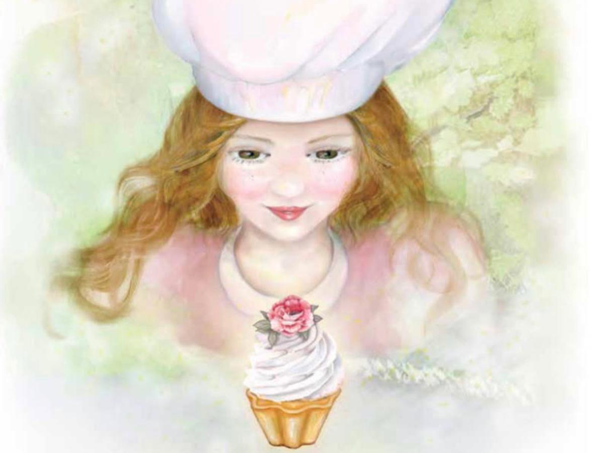 Μία φορά και έναν καιρό, η μικρή Μόλλυ Ρόουζ δημιούργησε το δικό της ζαχαροπλαστείο… Και είναι φανταστικό!