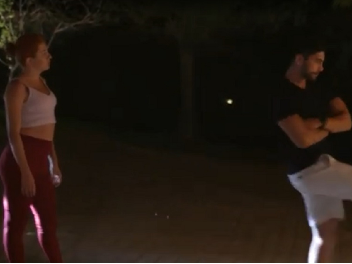 The Bachelor: Νέο ερωτικό καβγαδάκι ανάμεσα σε Παναγιώτη και Νικολέττα
