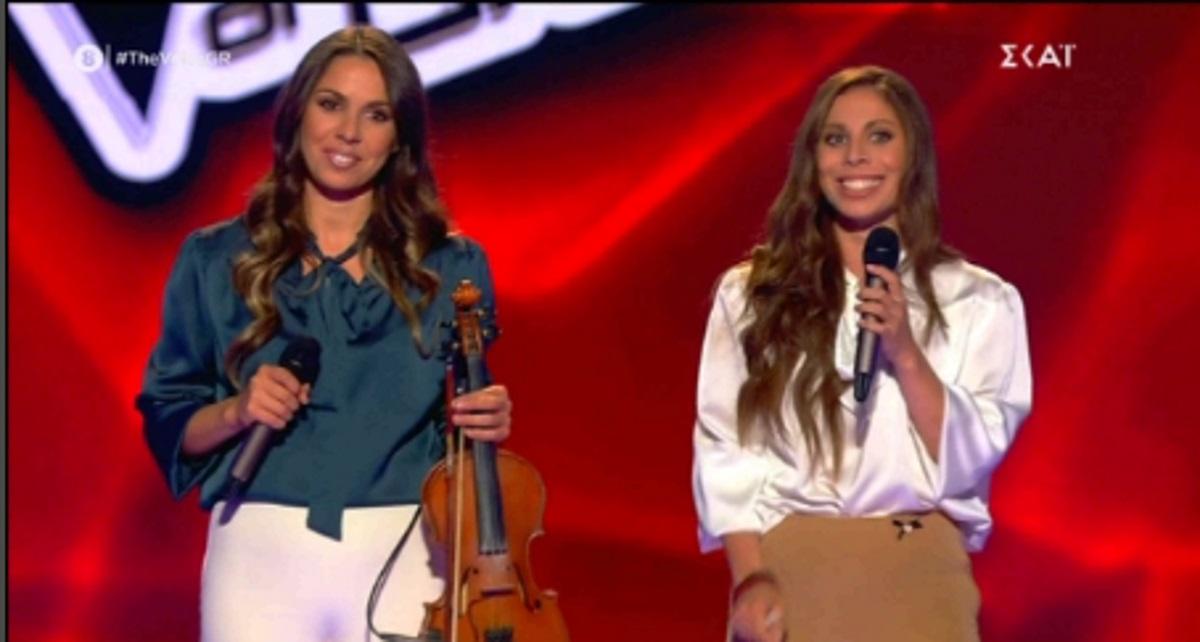 The Voice: Οι αδερφές που ξεσήκωσαν την Ελεωνόρα Ζουγανέλη έχουν γράψει και κομμάτι για τον κορονοϊό (video)