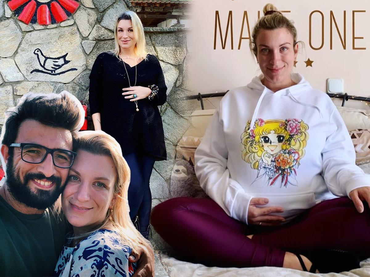 Η εγκυμονούσα Ολίβια Γαβρίλη μιλά στο TLIFE για την περιπέτεια της με τον κορονοϊό – Από ποιον κόλλησε;