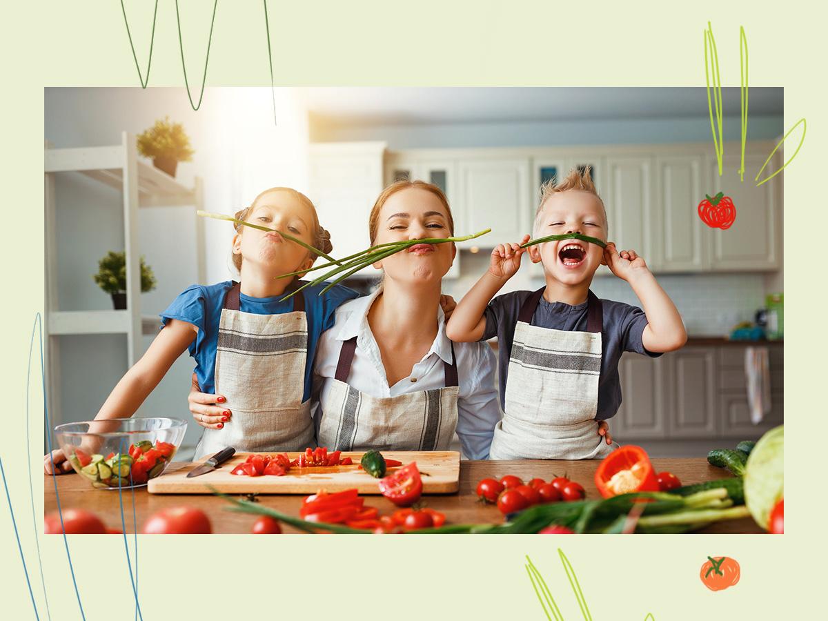 5 υγιεινά σνακ που θα ενθουσιάσουν το μικρό σου