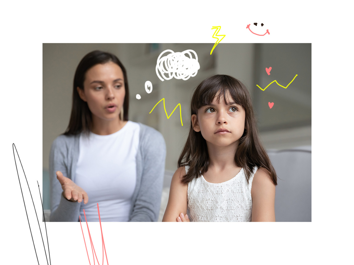 Μήπως το παιδί σου θύμωσε; Οι φράσεις που θα το ηρεμήσουν!