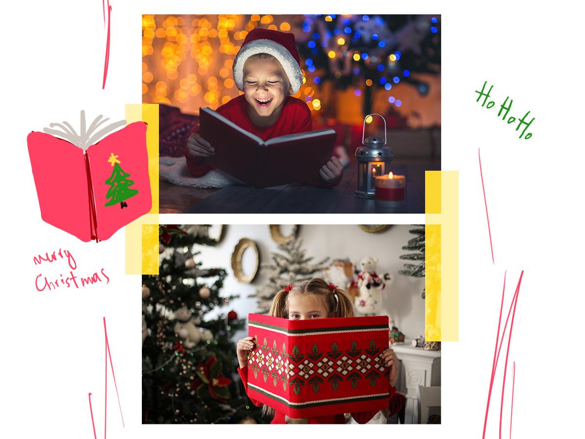 Τα πρώτα χριστουγεννιάτικα βιβλία! 7 προτάσεις μας για ατελείωτο διάβασμα
