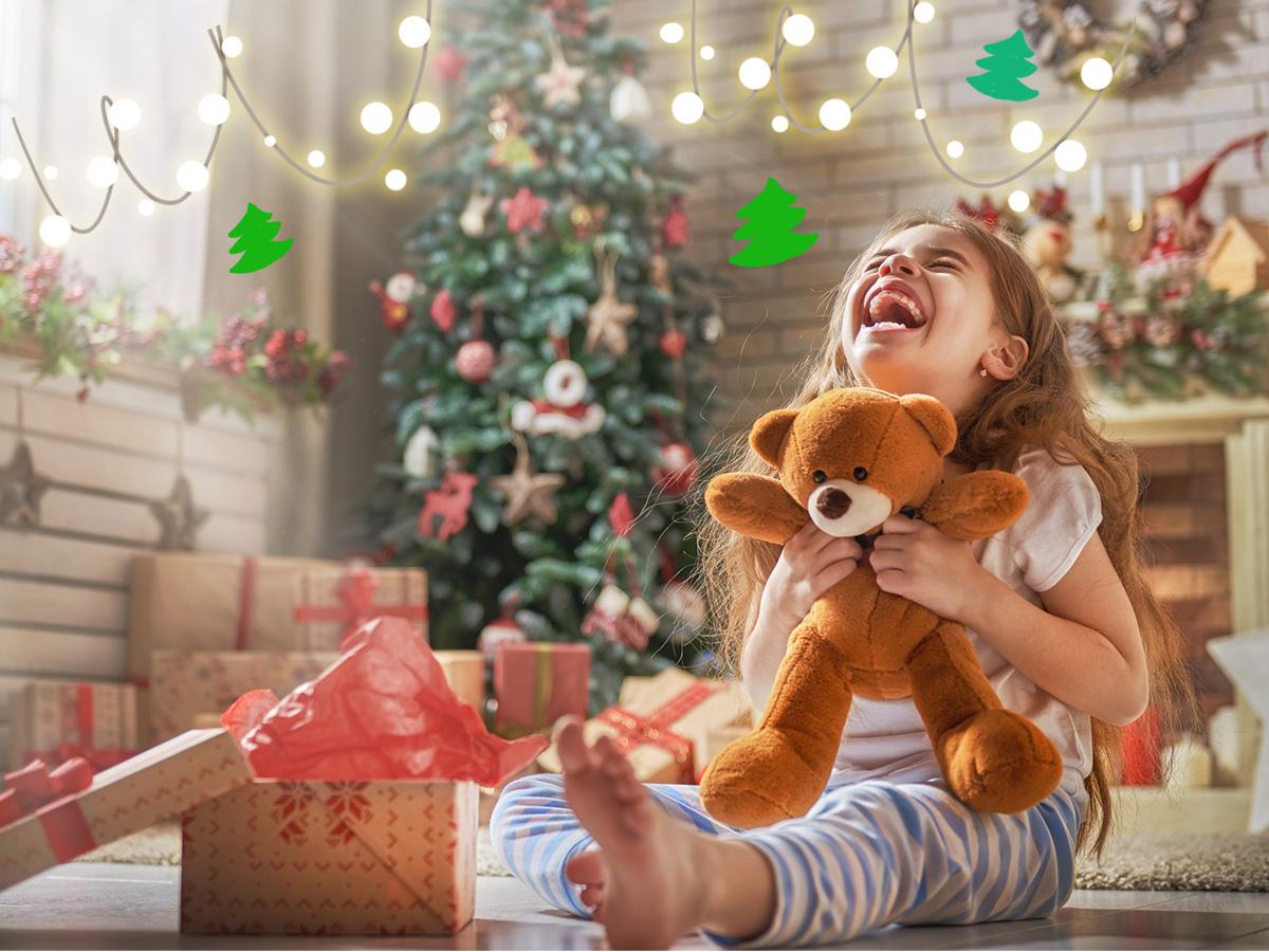 Παιδικό δωμάτιο: 5 ιδέες για Χριστουγεννιάτικη διακόσμηση