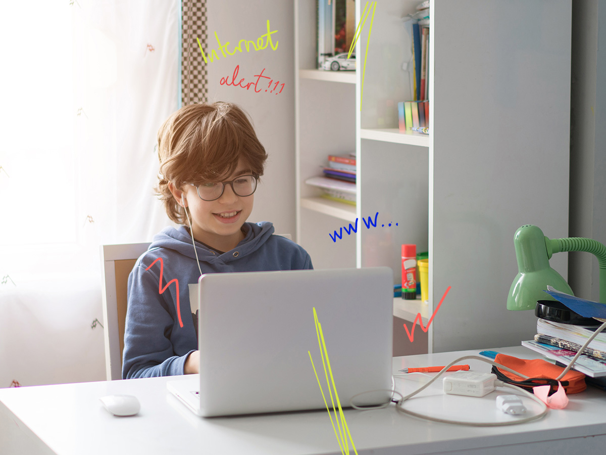 Ασφαλές διαδίκτυο: Πώς θα προστατεύσεις το παιδί σου από τους κινδύνους