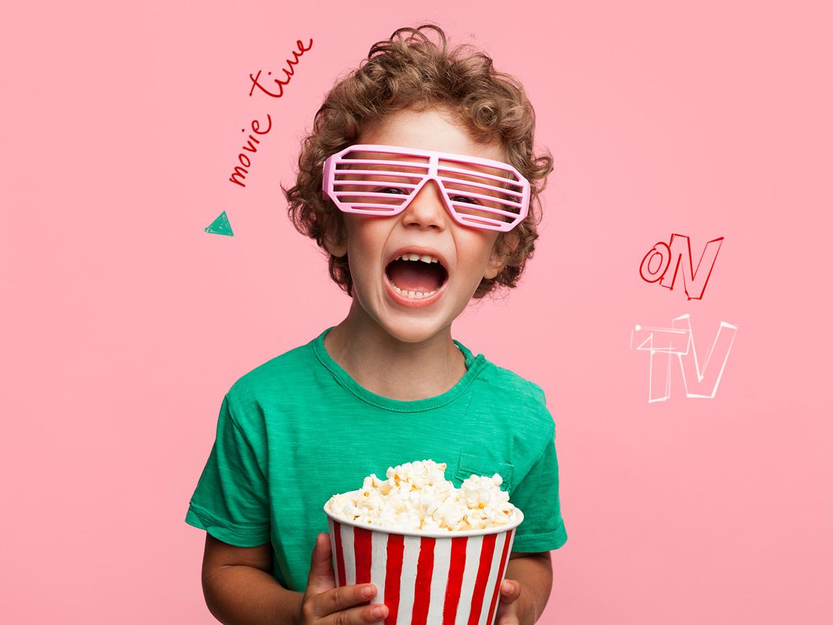 """Οι παιδικές ταινίες που """"παίζουν"""" αυτό το ΠΣΚ στην τηλεόραση"""
