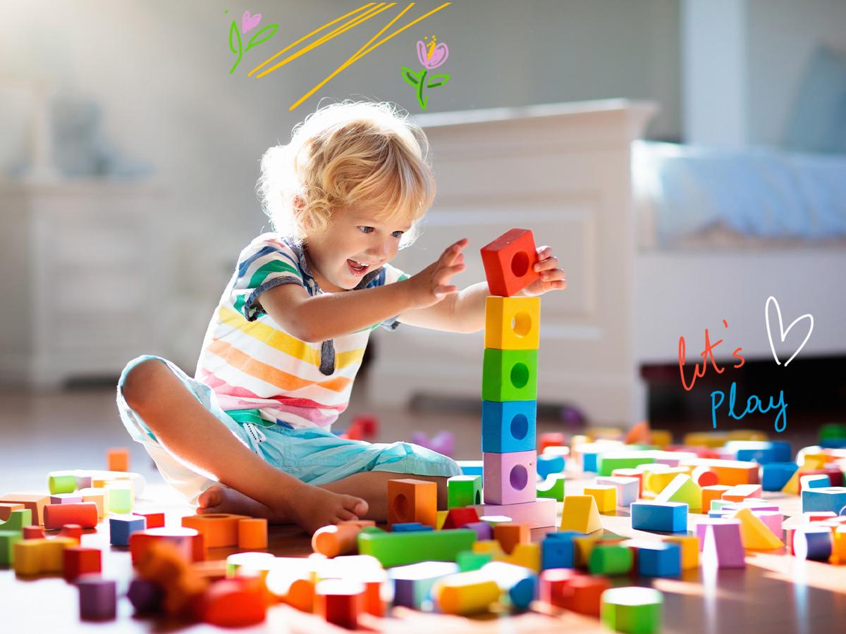 Πώς θα μάθεις στο παιδί σου να μαζεύει μόνο του τα παιχνίδια του