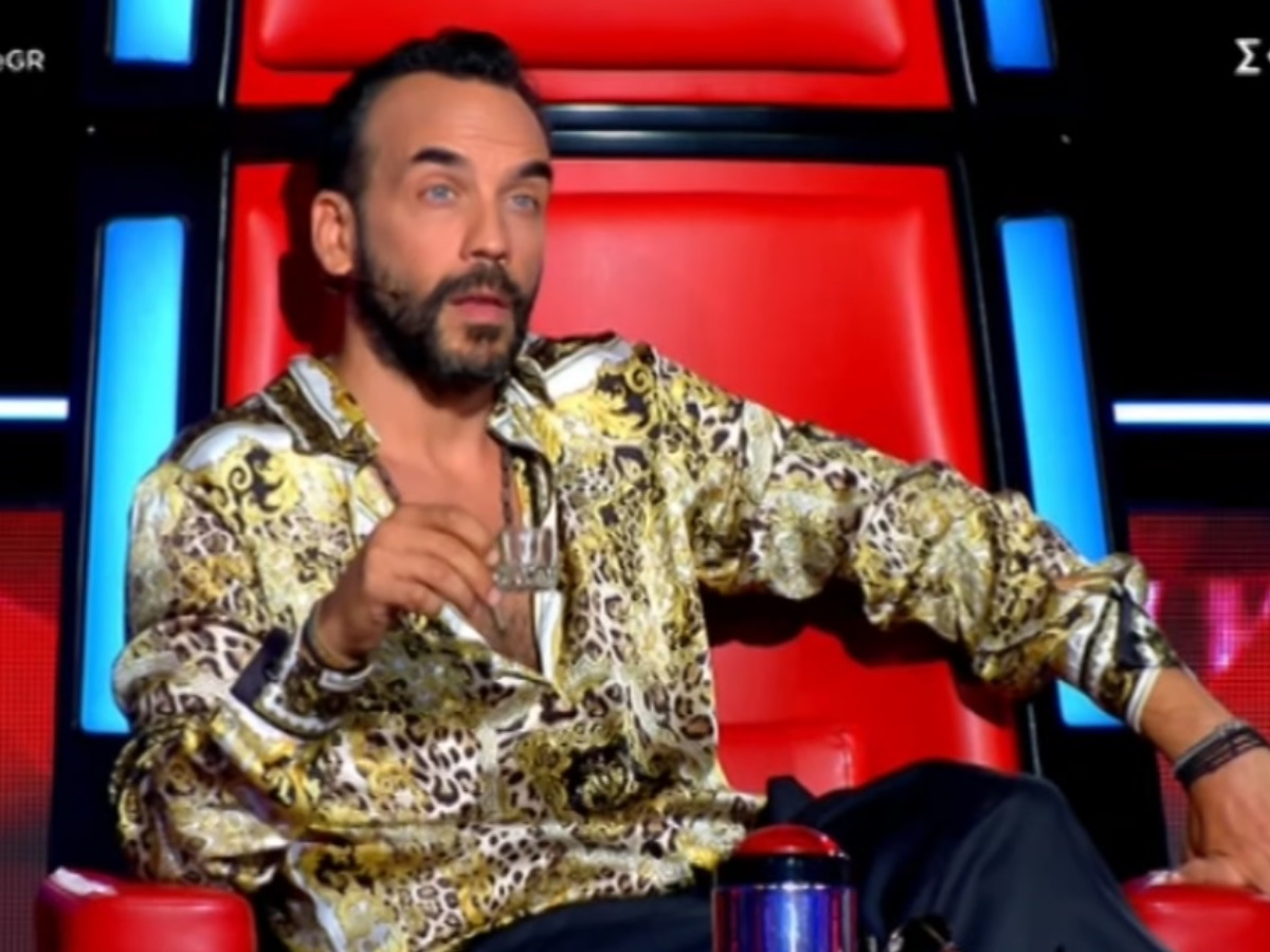 The Voice: Ο Πάνος Μουζουράκης έπαθε σοκ όταν κατάλαβε ποια ήταν η διαγωνιζόμενη! Η συγκίνηση και οι ρακές (pics,vid)